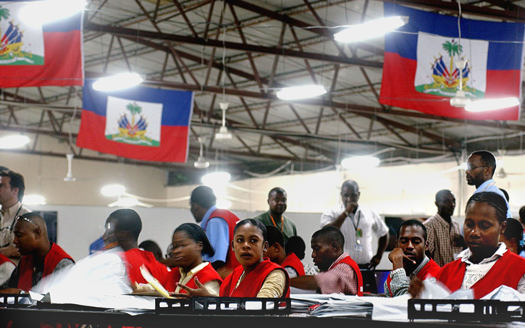 Haïti, 2016 : 'Revoting better' ?