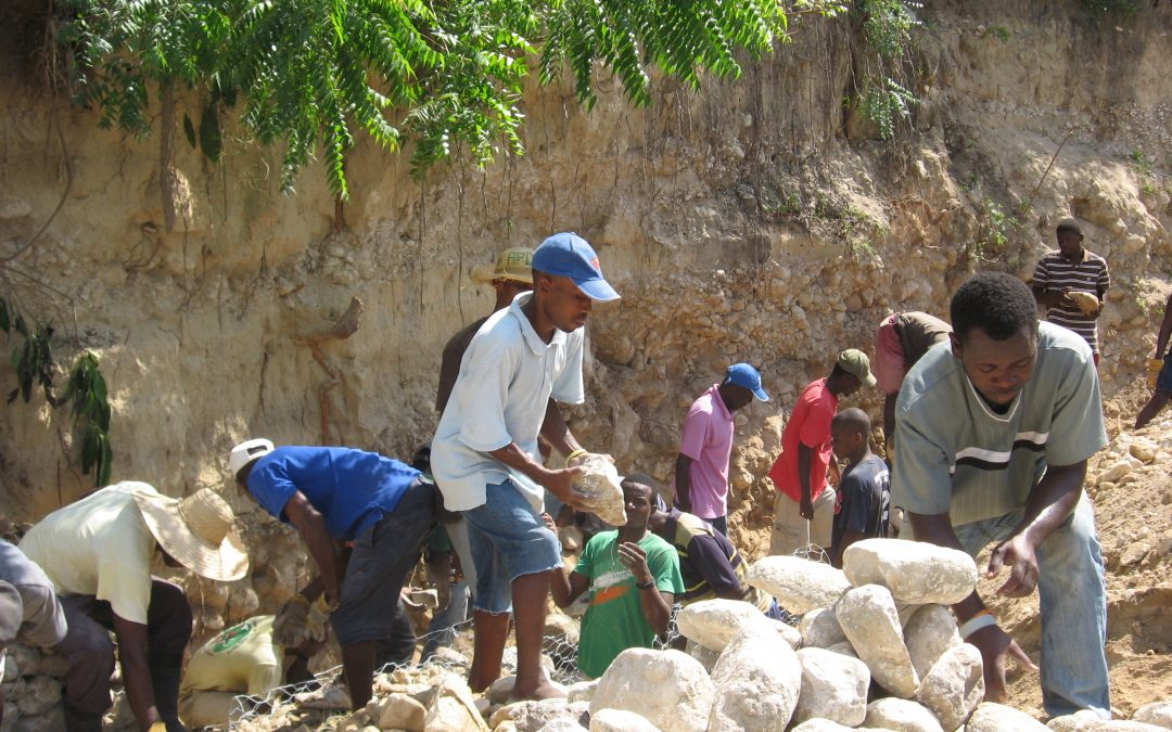 Root causes of Haiti's vulnerabilty