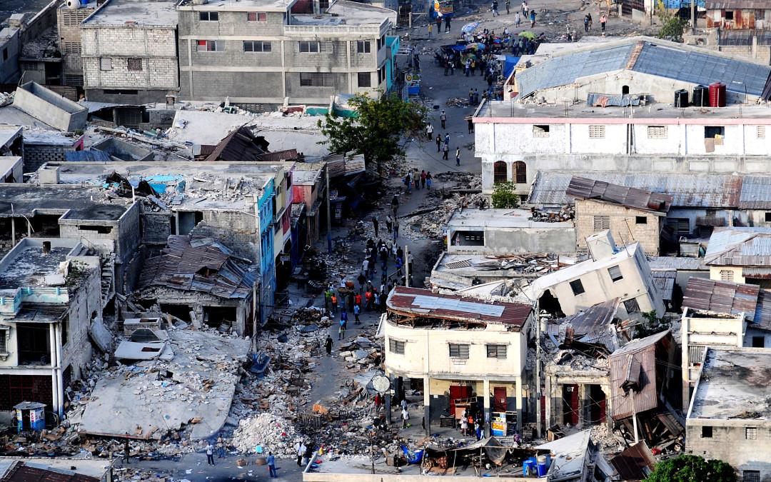 Entre la compétition et la conformité : les ONGs dans la reconstruction d'Haïti
