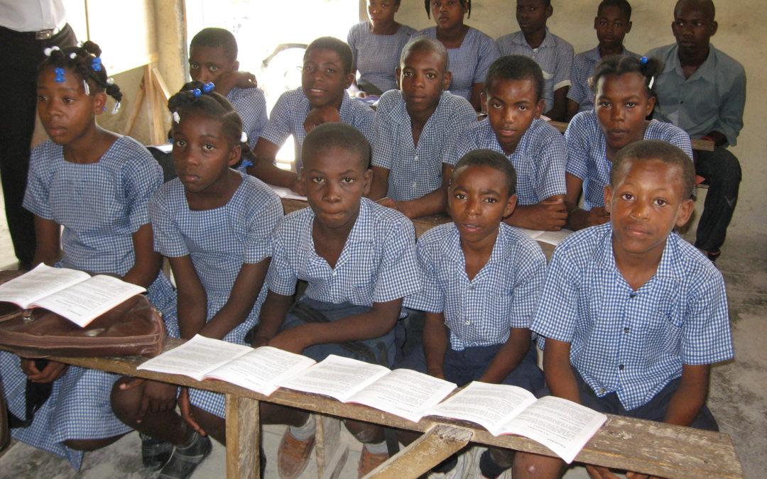 Promouvoir le créole dans les  salles de classe