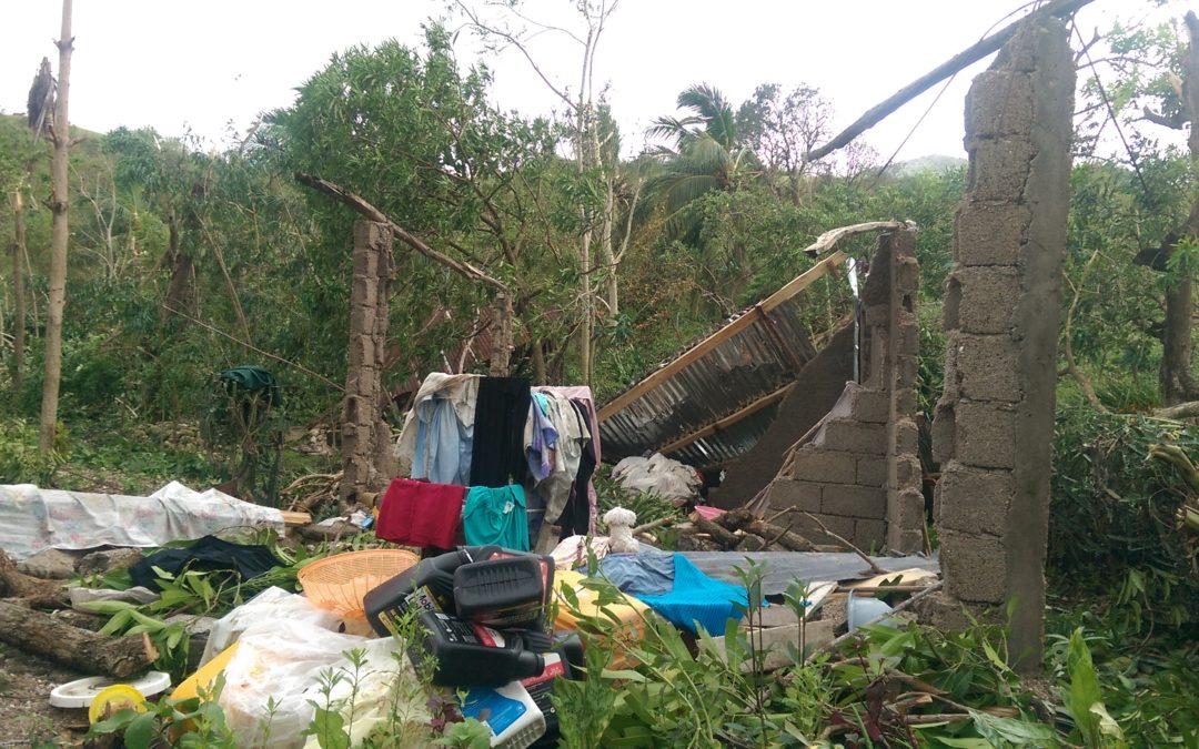 Saison cyclonique : Le cri des habitants du Sud d'Haïti