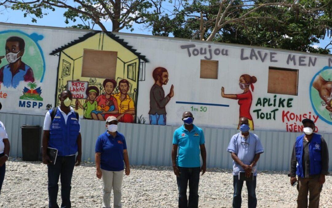 Covid-19 is increasing in Haiti