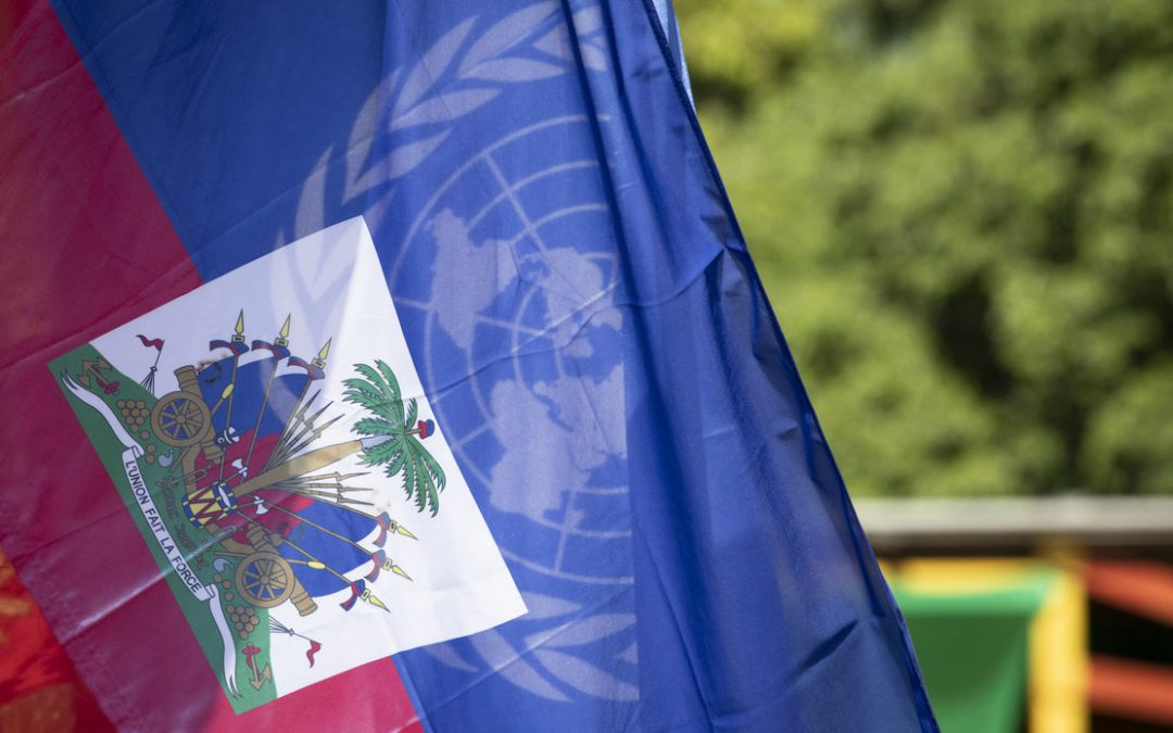 Haiti : Between Covid-19 and the preparation of a new constitution