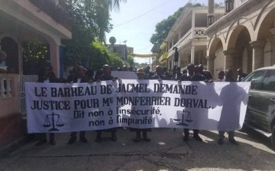 Haiti : Intensifying manoeuvres for a new constitution and the organisation of elections against a background of great insecurity