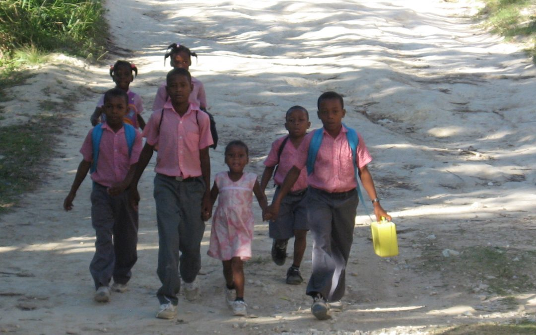 Haiti : Increase of school disparities at a background of insecurity, Covid-19 and labour union repression
