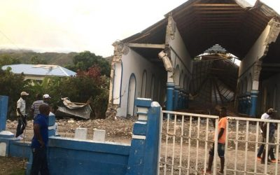 Ce que j'ai vu dans le Sud d'Haïti – Après le tremblement de terre du 14 août 2021