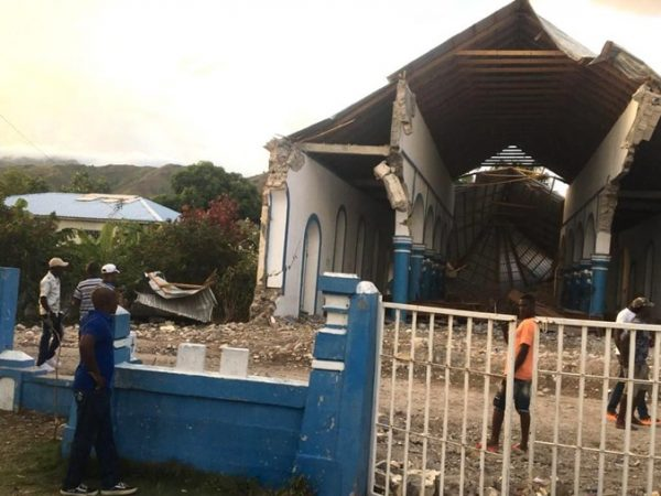 What I saw in the South of Haiti - After the Earthquake of August 14, 2021